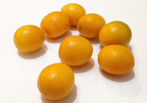 金柑の種の化粧水