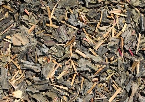 どくだみの乾燥葉