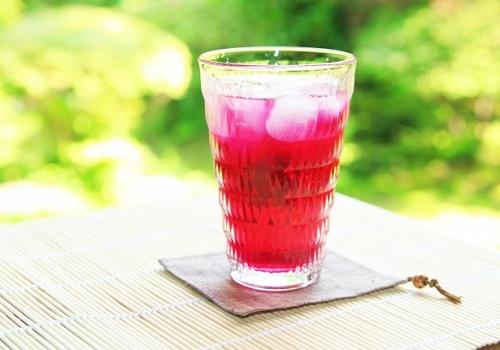 赤紫蘇ジュース